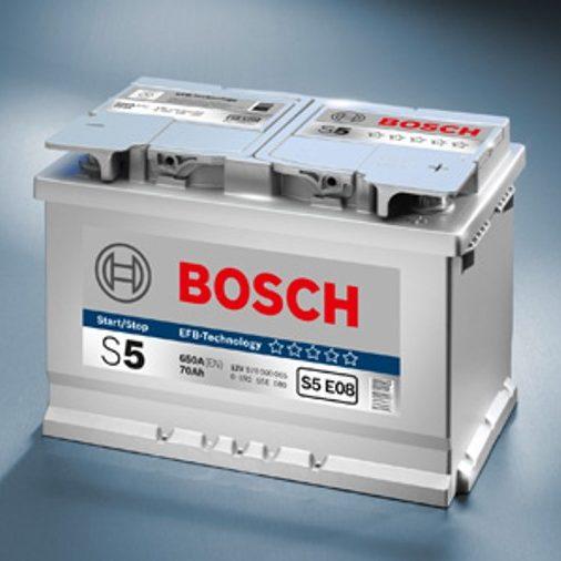 EFB Teknolojili Bosch Akü – S5